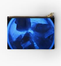 Blue Ice, Baby's Got Blue Ice Studio Pouch