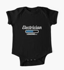 Electrician loading One Piece - Short Sleeve