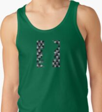 Jigsaw puzzle pieces 2.0 Tank Top
