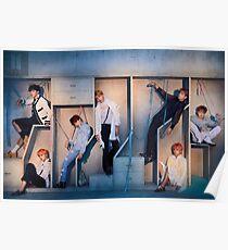 BTS Liebe dich selbst Antwort Poster