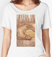 Dragon Gold Women's Relaxed Fit T-Shirt