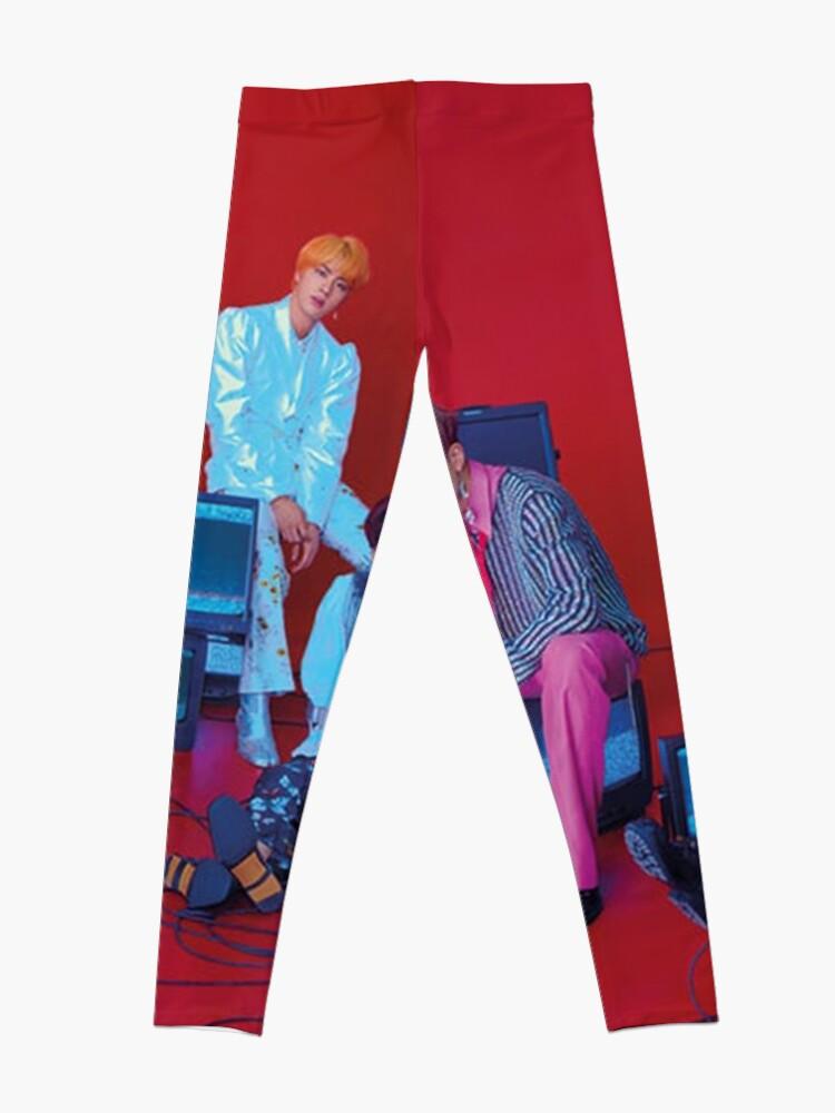 Alternative Ansicht von BTS liebe dich selbst Leggings