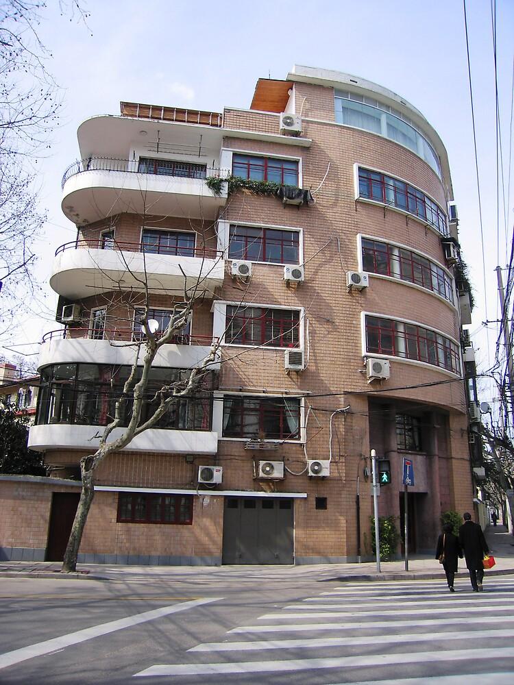 Amyron Apartments - Shanghai, China by John Meckley