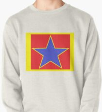 ADRIC STAR Pullover Sweatshirt