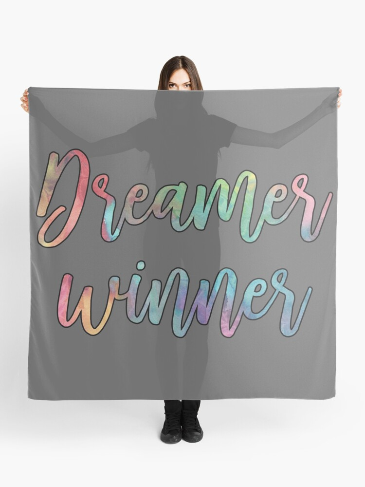 dreamer dreams tumblr deep quotes | Scarf