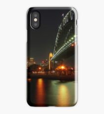 Sydney At Night - HDR iPhone Case/Skin
