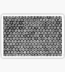 45 Brass #2 (Black & White) Sticker