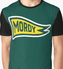Mordy Pennant Graphic T-Shirt