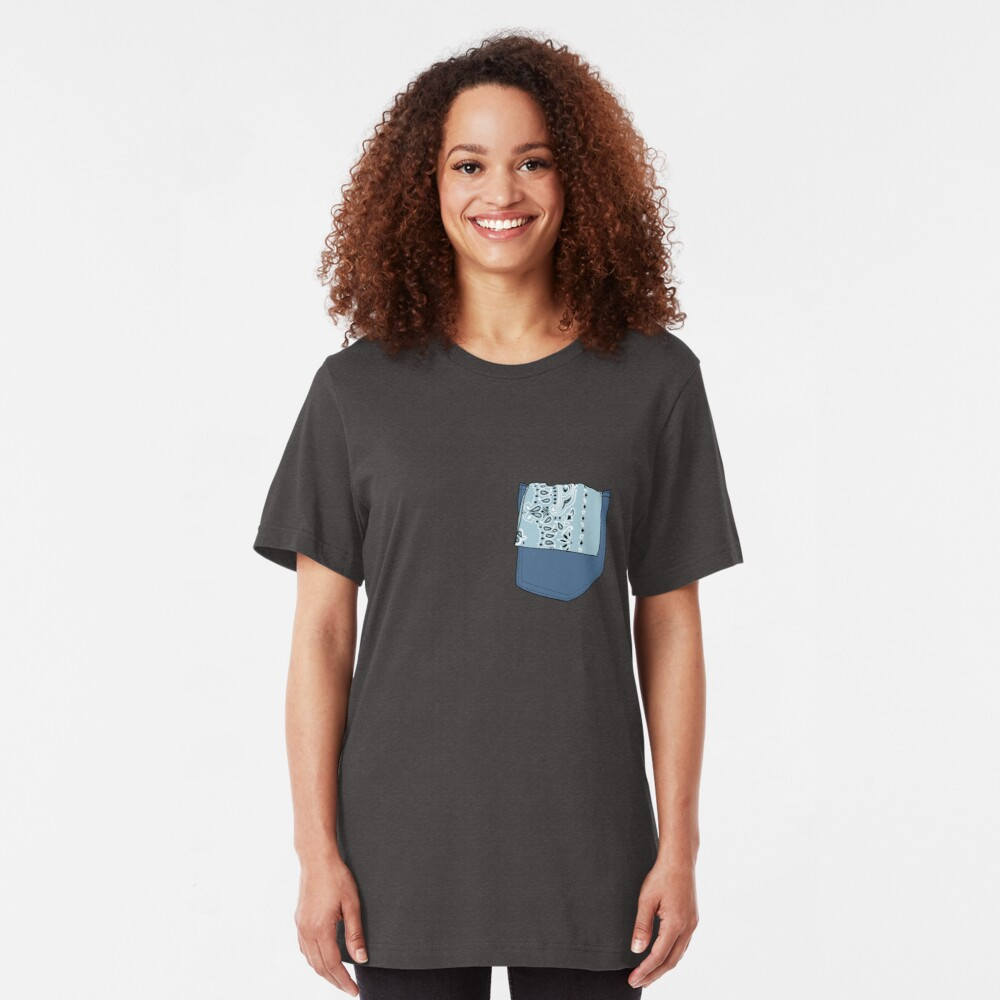 Hanky Code - Oral Slim Fit T-Shirt