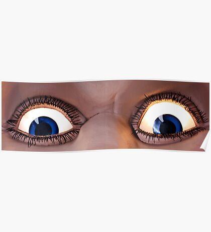 Ol' Blue Eyes Is Back! Luna Park - Sydney Poster