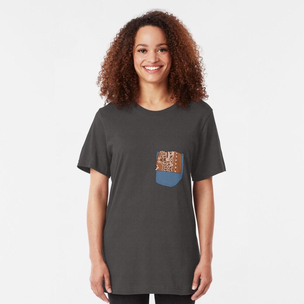 Hanky Code - Cowboy Slim Fit T-Shirt