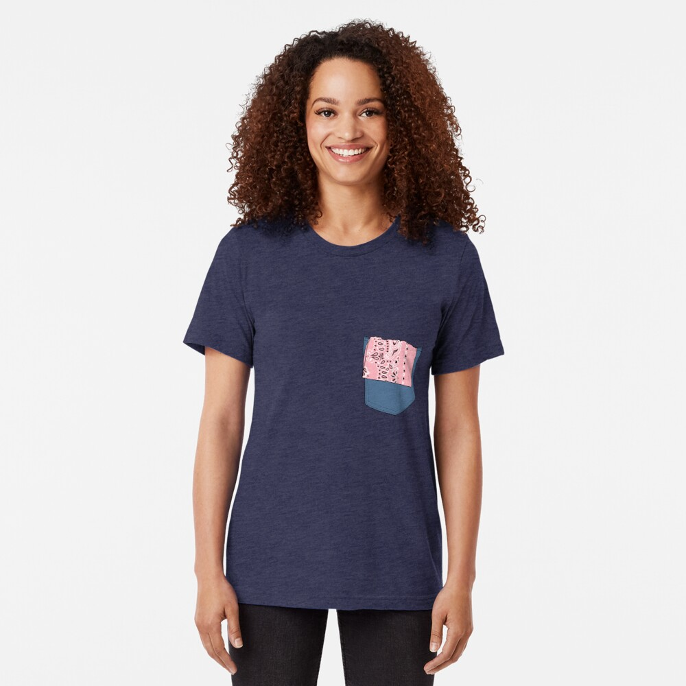 Hanky Code - Toys Tri-blend T-Shirt