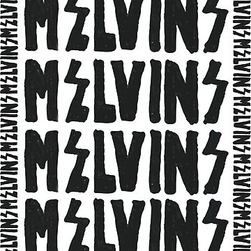 Melvins font by PsychoProjectTS