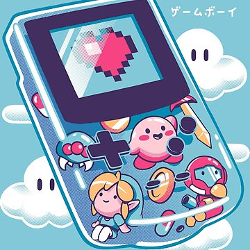 Game Folks by ilustrata