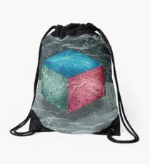 Aluminu, Cube RGB Drawstring Bag