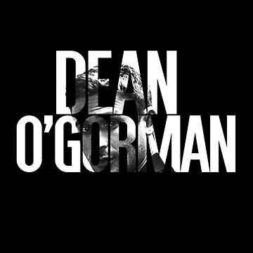 Dean O'Gorman by hannahollywood