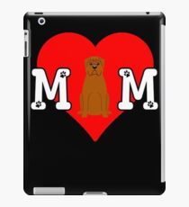 Dogue Bordeaux Mom - Gift For Dogue Bordeaux Mom Dog Owner iPad Case/Skin