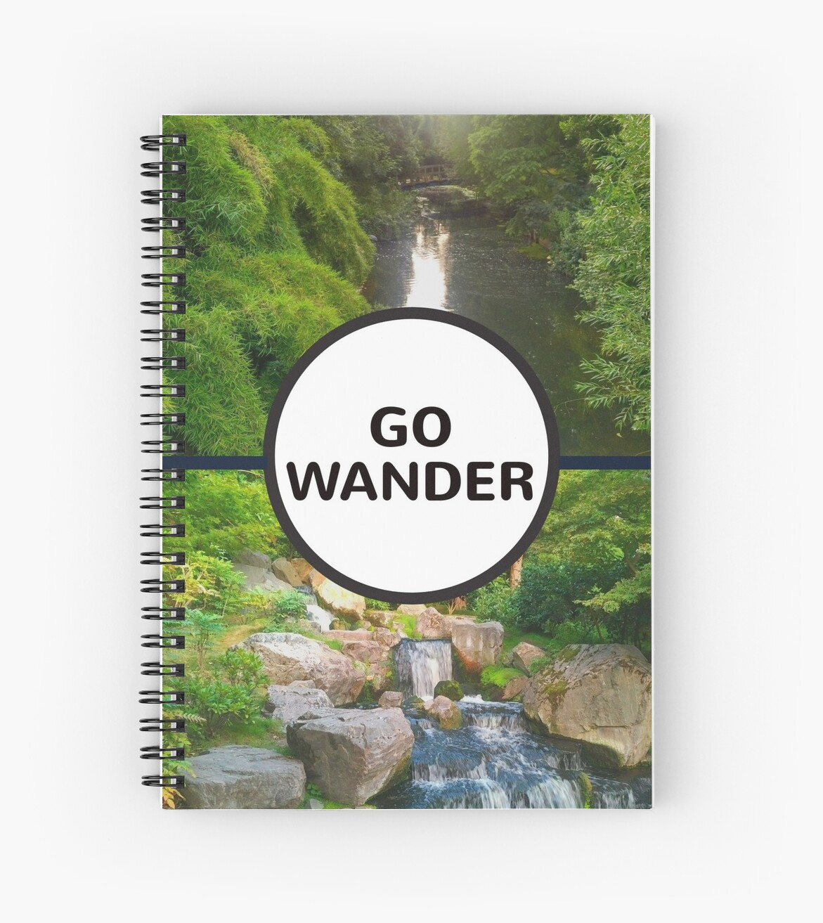 GO WANDER by BrightNomad