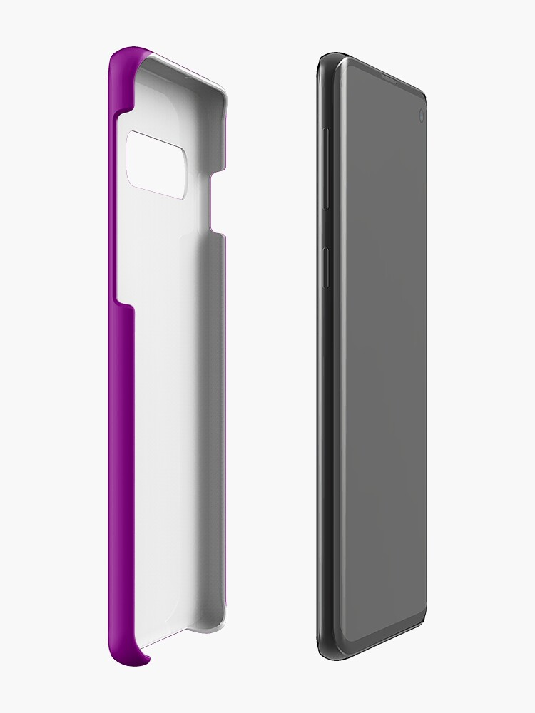 Alternate view of Hanky Code - Piercing  Case & Skin for Samsung Galaxy