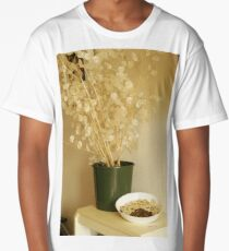 Monnaie du Pape...seed pods and seed Long T-Shirt
