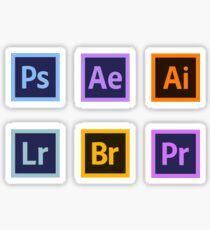 Adobe Sticker Bundle Sticker