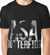 Asa Butterfield Grafik T-Shirt