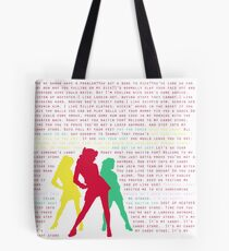 Candy Store-Heathers: The Musical Tote Bag