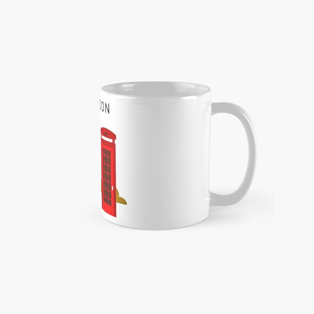 Ich liebe London Tasse (Standard)