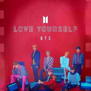 BTS LOVE YOURSELF ANSWER (S VERSION) by infireseok