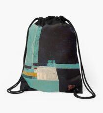 Untitled No. 20 Drawstring Bag