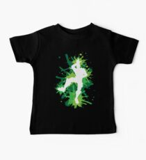 Gaming - L Dance Move - Green Baby Tee