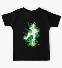 Gaming - L Dance Move - Green Kids Tee