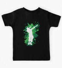 Dab Dance - Green Kids Tee