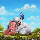 Sow In Love With Ewe by Conni Togel