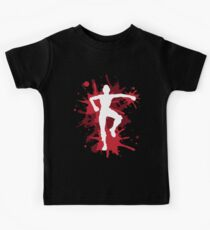 Best Mates Dance Move - Red Kids Tee