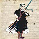 Warrior Supreme! by John Gieg