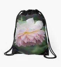 A beautiful little rose Drawstring Bag