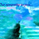 Our sympathy to you... by Lynn Moore