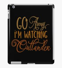 Outlander Merch iPad Case/Skin