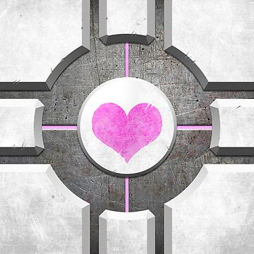 Companion Cube by FbsArts