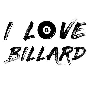 billiards by EK-Design24