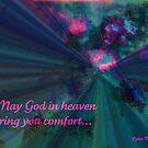 Comfort Card by Lynn Moore