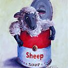 Sheep Soup by Conni Togel