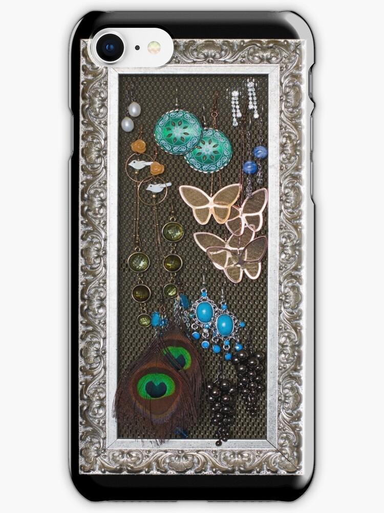 Earrings - iPhone 5 by Bryan Freeman