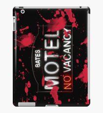 Bloody Bates Motel - iPad Case iPad Case/Skin