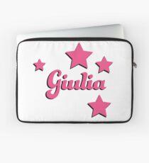 Giulia's first name Laptop Sleeve