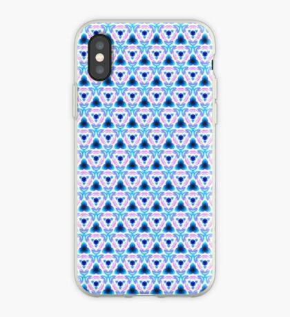 Tri-Blue - iPhone/iPod Case iPhone Case