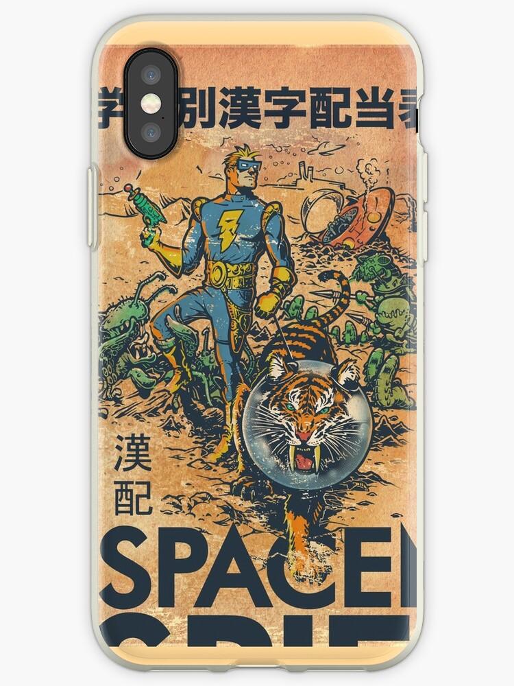 Calvin: Der Spiffy Spaceman von Captain RibMan