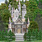 Galadriël's Castle Grande by Artsieladie