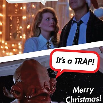 Merry Christmas - Don't Buy me a gift Greeting Card Trap by sportify